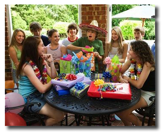 Конкурс на день рождения ищем торт