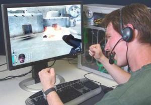 Компьютерные игры для взрослых. Зависимость или увлечение.