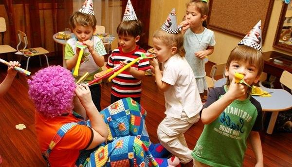 Игры и конкурсы на дне рождения ребенка 8 лет 4