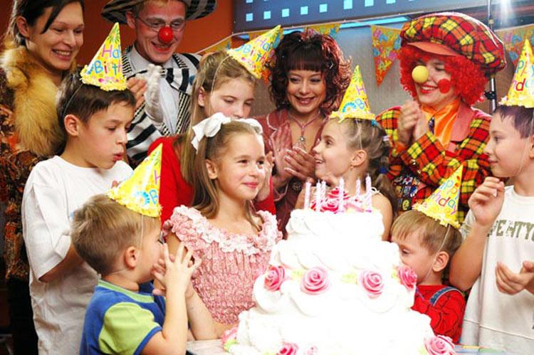 Конкурсы к дню рождения в кафе
